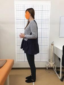産後の姿勢